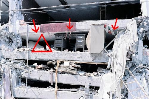 Triangle of Life: Earthquake Tips (1/2)