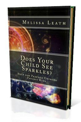The Truth about Seeing Spirited Sparkles | The Go Between: Psychics