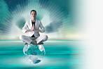 meditationBlue